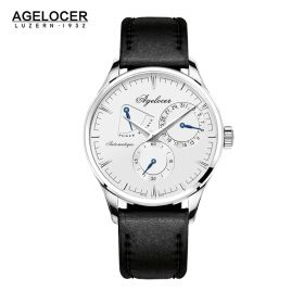 Agelocer Budapest  SS/White/LE - Cal.A3350 Auto
