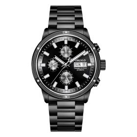 OBLVLO CM Series Mens Designer Watches Rose Gold Automatic Watch CM-BBB