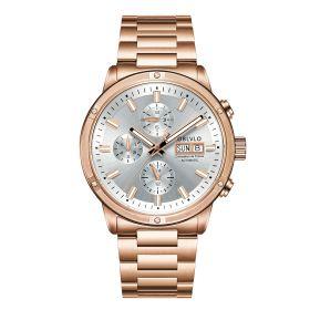 OBLVLO CM Series Men Designer Watch Rose Gold Automatic Watch CM-PWP