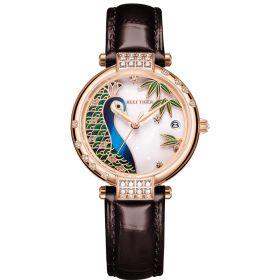 Love Peacock RG/White/Brown LE - 8215