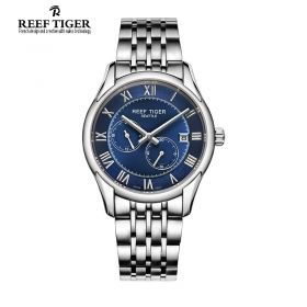 Seattle Time Vision SS/Blue/SS - RT6203 Auto