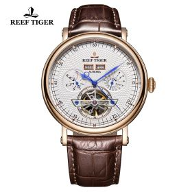 Artist Limner RG/White/Brown LE - Reef Tiger RT6300 Auto