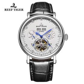 Artist Limner SS/White/LE - Reef Tiger RT6300 Auto