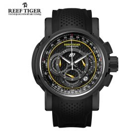 Aurora Top Speed PVD/Blk/RU - RGA3063-BGB Chrono
