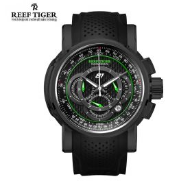 Aurora Top Speed PVD/Blk/RU - RGA3063-BNB Chrono