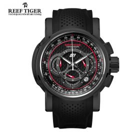 Aurora Top Speed PVD/Blk/RU - RGA3063-BRB Chrono