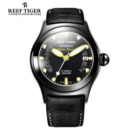Aurora Ocean Speed PVD/Blk/Yellow Dot/LE - RT6501 Auto