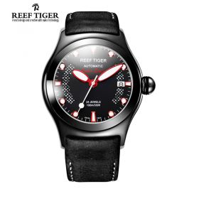 Aurora Ocean Speed PVD/Blk/Red Dot/LE - RT6501 Auto