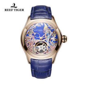 Aurora Parrot  RG/Blue/LE - Reef Tiger 5900 Automatic