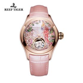 Aurora Parrot  RG/Pink/LE - Reef Tiger 5900 Automatic