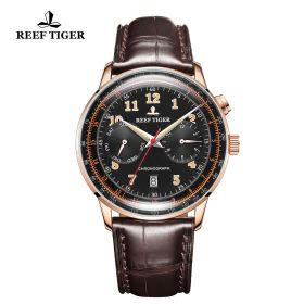 Limited Edition Respect RG/Black/LE Men watch - RT8600 Auto