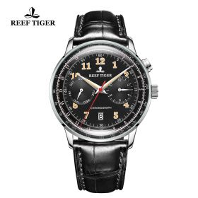 Limited Edition Respect SS/Black/LE - RT8600 Auto