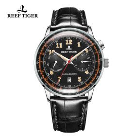 Limited Edition Respect SS/Black/LE Men watch - RT8600 Auto