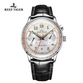 Limited Edition Respect SS/White/LE - RT8600 Auto