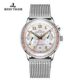 Limited Edition Respect SS/White/SS - RT8600 Auto
